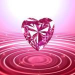 Magenta Herz